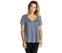 First Light Pocket T-Shirt vintage indigo