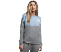 Lil Crew Sweater charcoal grey