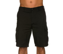 Ripstop Cargo Shorts black