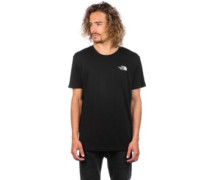 Simple Dome T-Shirt tnf black