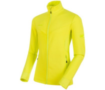 Cruise Ml Fleece Jacket canary-canary