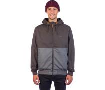 Campus Classic Jacket grey melange