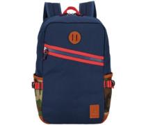 Scout II Backpack woodland camo