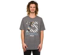 Palm 75 T-Shirt athletic heather grey