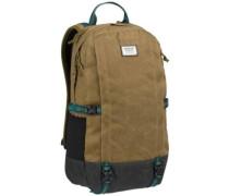 Sleyton Backpack hickory coated