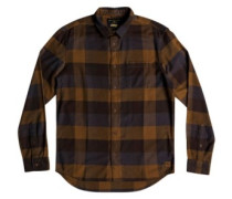Stretch Flannel Shirt LS stretch flannel rubber