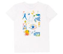 Laynie T-Shirt bright white pantone