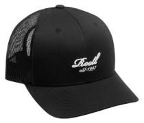 Curved Trucker Cap black