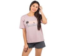 Paradise T-Shirt lilac peak