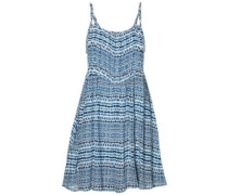 Pacific Grove Print Dress blue