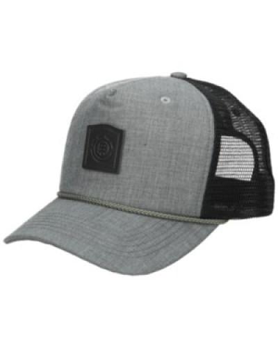 Wolfeboro Trucker Cap mid grey htr