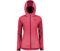 Trail Mtn 40 Windbreaker azalea pink