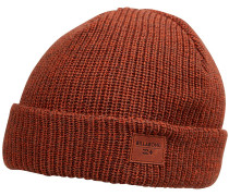 Broke Beanie hazel heather