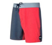 "Retro Essential 16"" Boardshorts red"
