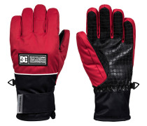 Franchise Gloves racing red