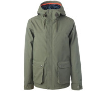 Highs Anti Series Jacket dusty olive