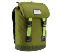 Tinder Backpack Boys olive branch
