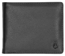 Pass Vegan Leather Coin Wallet black