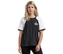 Stage 4 Ringer T-Shirt black