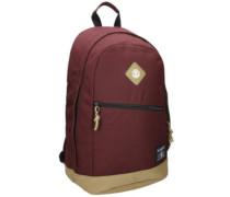 Camden Backpack napa red