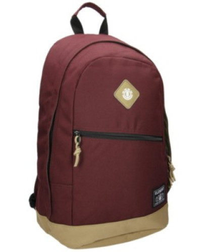 Element Herren Camden Backpack napa red Shopping-Spielraum Online Sehr Günstig Online Auslass-Angebote lhTt0EqC