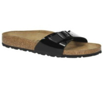 Madrid Sandals bf schwarz lack