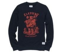 River Keeper Crew Sweater flint black