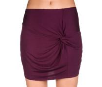 Cha Cha Skirt dark red