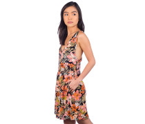 Knotted Heart Dress black
