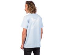Peak T-Shirt light blue