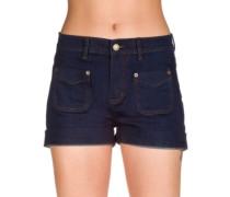 Goldie Jean Shorts indigo