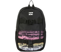 Command State Backpack black multi
