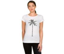 The Palm T-Shirt white