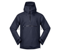 Stranda Insulated Hybrid Windbreaker dk fogblue