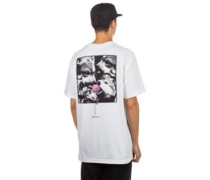 Lupi Rose T-Shirt white