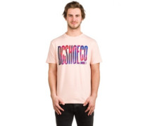 Trippy Typed T-Shirt english rose