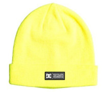 Label Beanie safety yellow