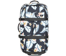 Long Haul 2 Travelbag anthracite tropical love