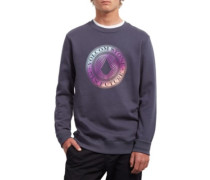 Supply Stone Crew Sweater midnight blue