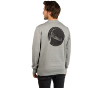 Coffin Crew Sweater grey heather