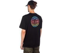 Seal Gradient T-Shirt flint black