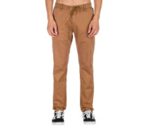 Reflex Easy ST Pants ocre brown