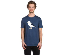Gull 3 T-Shirt heather blue