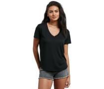 Mix A Lot Vneck T-Shirt black