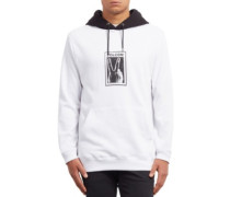 Reload Hoodie white