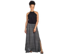 Last Tribe Maxi Dress black