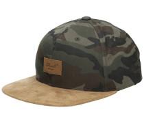 Suede Cap camouflage