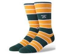 Dont Quit Socks green