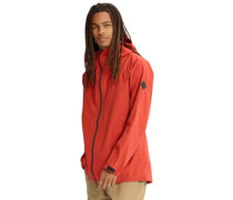 Gore-Tex Packrite Jacket hot sauce