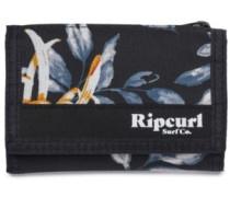 Desert Flower Surf Wallet black